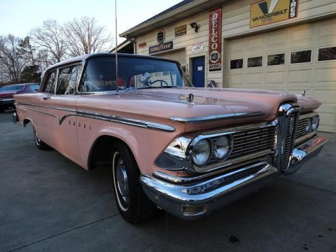 1959 Edsel Ranger – SOLID BODY for sale