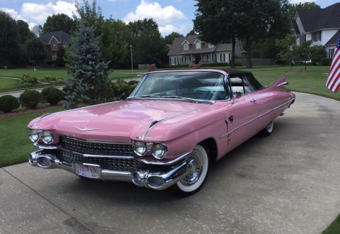 VERY NICE 1959 Cadillac for sale