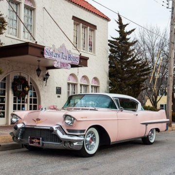 NICE 1957 Cadillac Deville Deluxe Coupe de Ville for sale