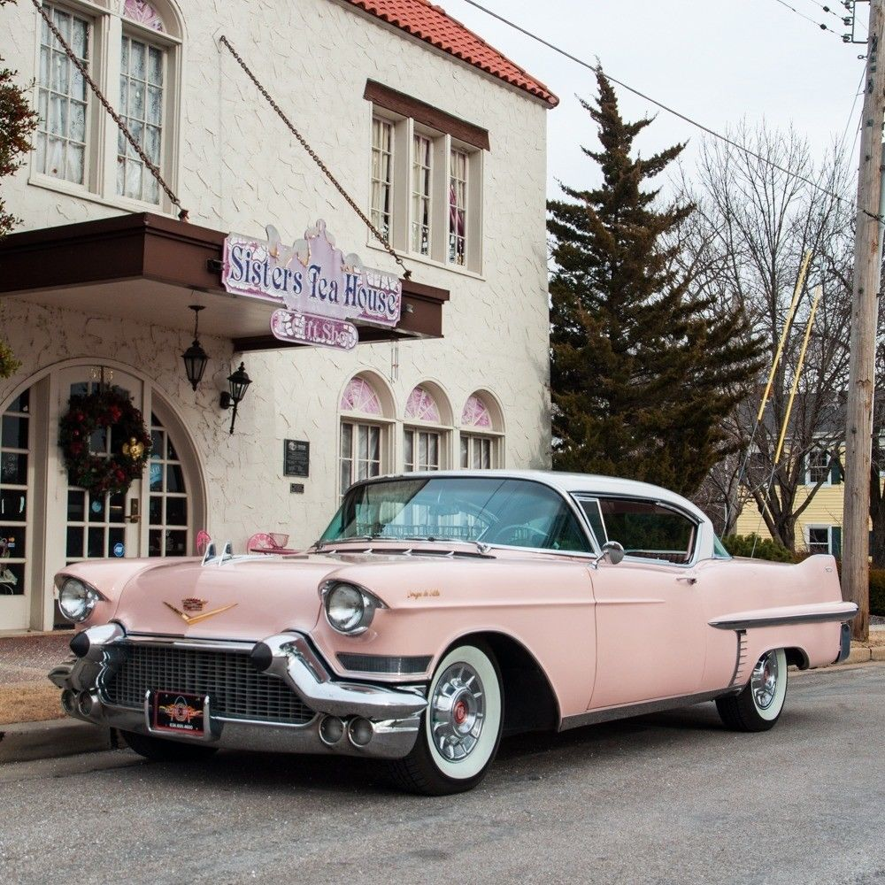 Custom Cadillac Deville For Sale: NICE 1957 Cadillac Deville Deluxe Coupe De Ville For Sale