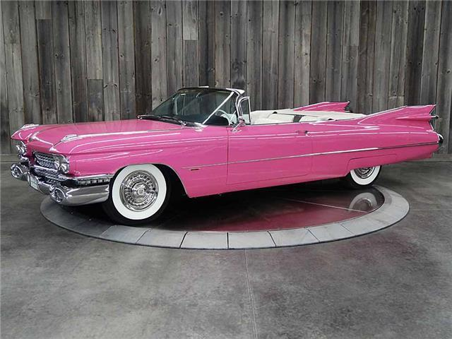 Nice 1959 Cadillac Series 62 For Sale