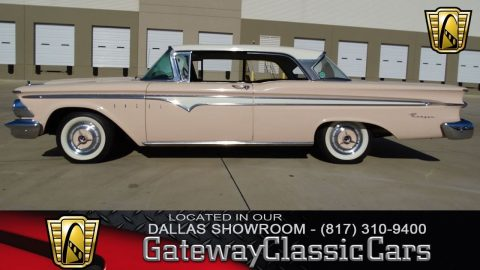 NICE 1959 Edsel Ranger for sale
