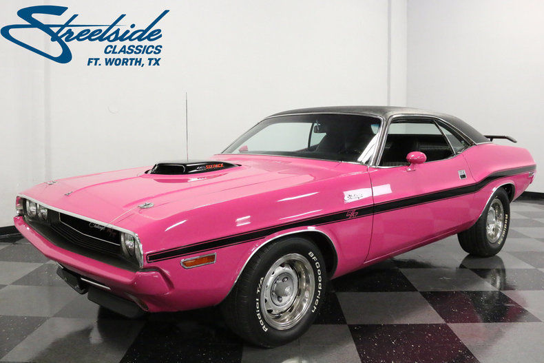 AWESOME 1970 Dodge Challenger