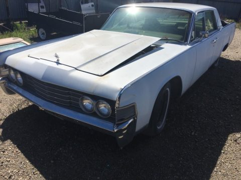 NICE 1965 Lincoln Continental for sale