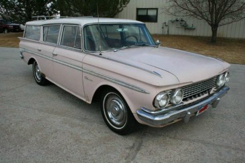 BEAUTIFUL 1961 AMC Rambler Custom for sale