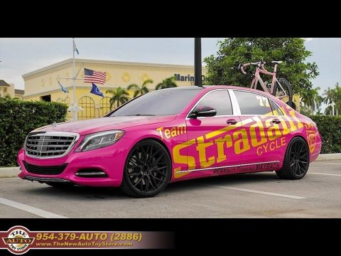 2016 Mercedes Benz S Class Maybach S 600 for sale