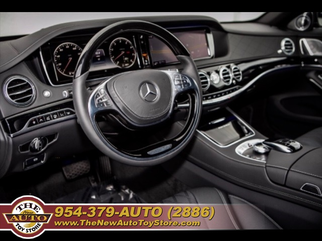 2016 Mercedes Benz S Class Maybach S 600