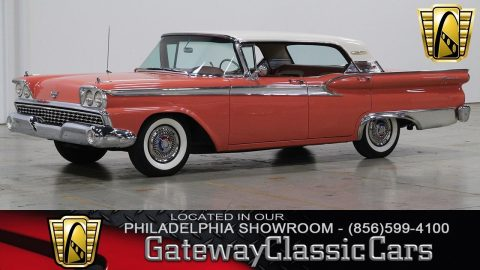 BEAUTIFUL 1959 Ford Fairlane 500 for sale