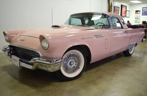 RARE 1957 Ford Thunderbird for sale