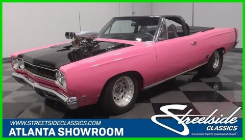 SPECTACULAR 1968 Plymouth GTX Pro Street for sale